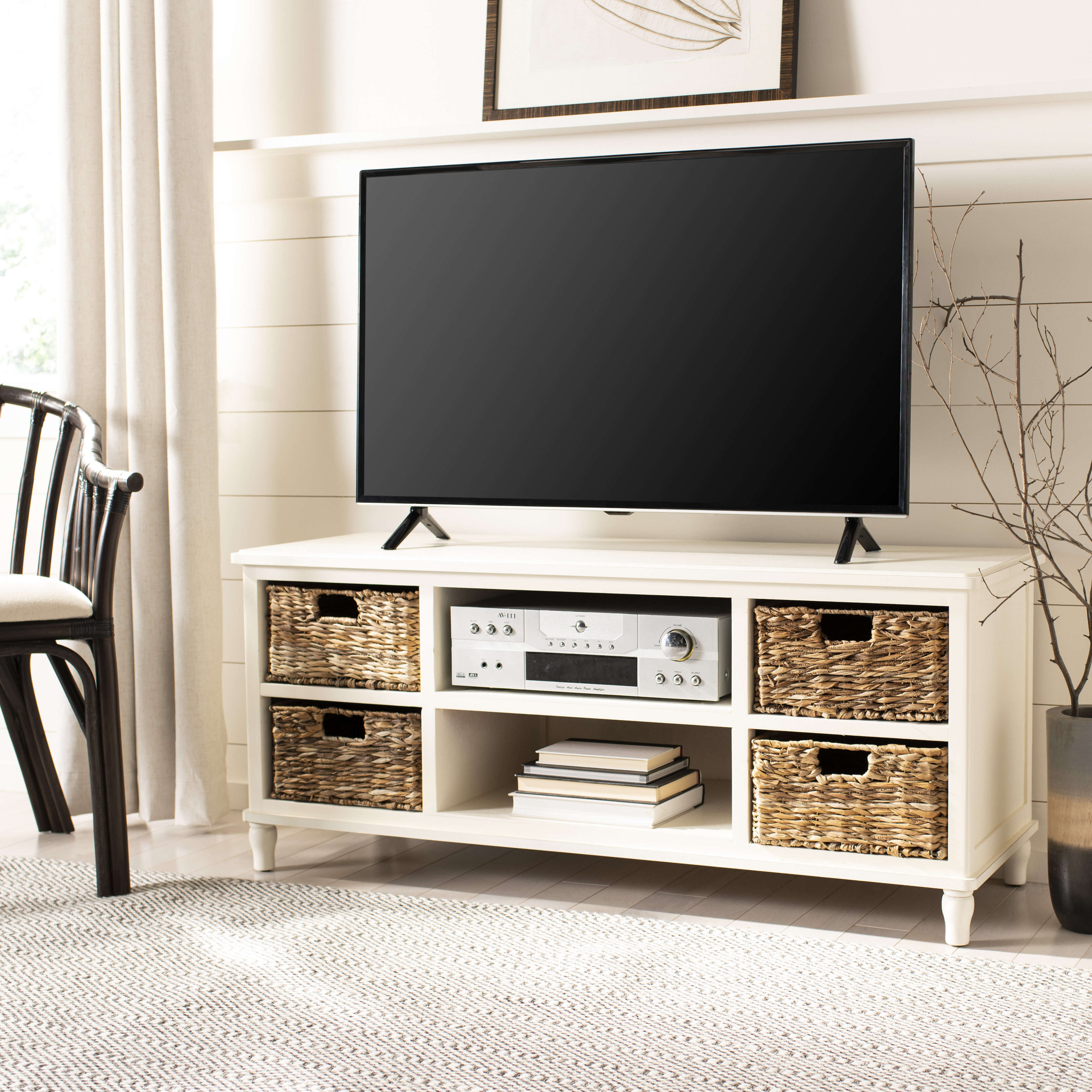 Enjoyable Chaim Tv Stand For Tvs Up To 43 Download Free Architecture Designs Scobabritishbridgeorg