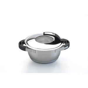Virgo Round Casserole