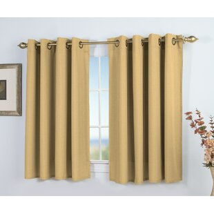 Short Bedroom Curtains | Wayfair