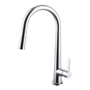 UCore Single Handle Pull Down Kitchen Faucet