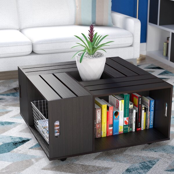 Lighted End Tables Living Room Furniture: Latitude Run Henjes Coffee Table & Reviews