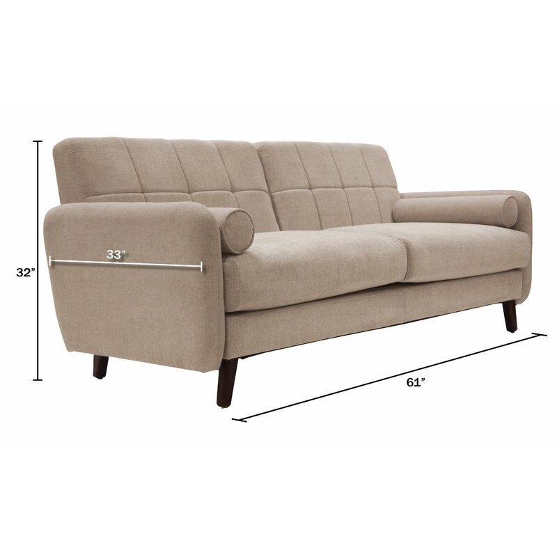 Natalie Mid Century Modern Sofa Reviews Allmodern