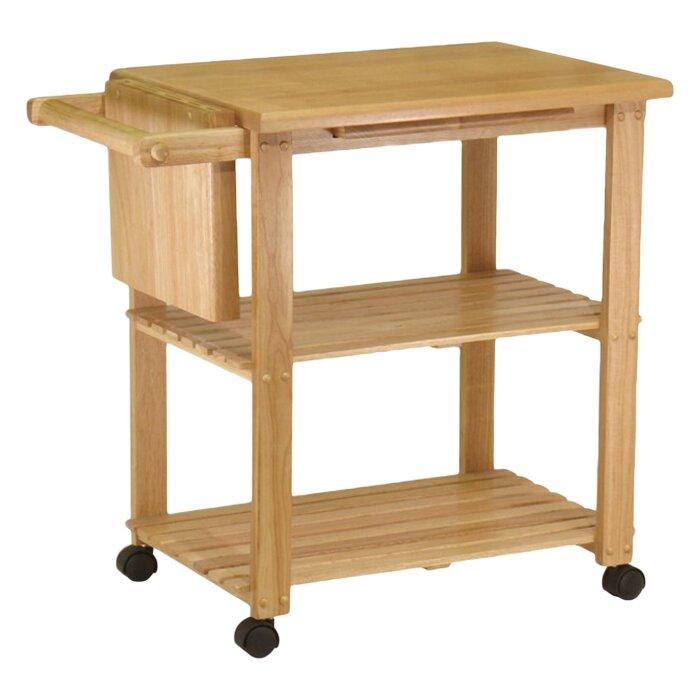 Merveilleux Basics Kitchen Cart