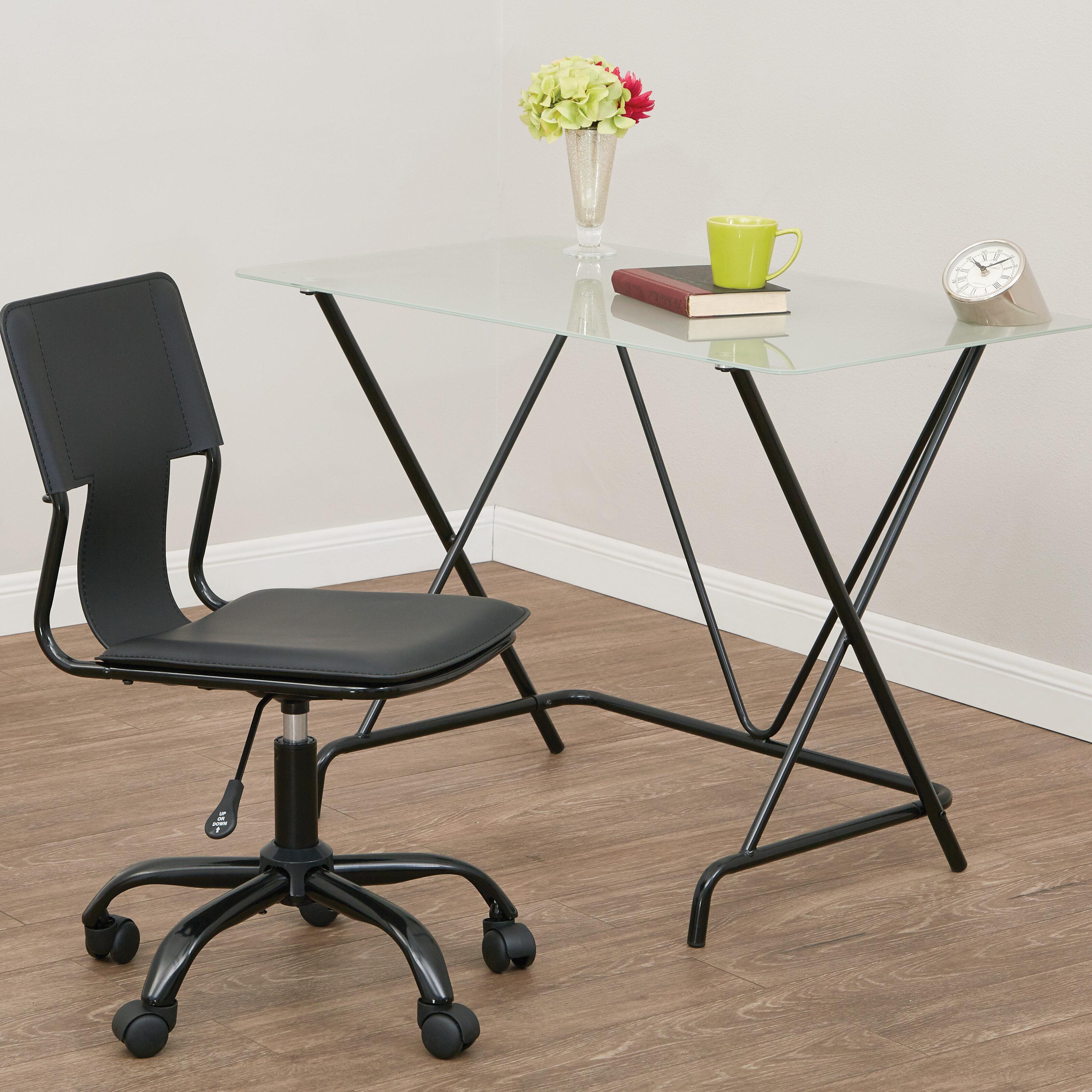 Osp Designs Writing Desk With Chair Set Amp Reviews Wayfair