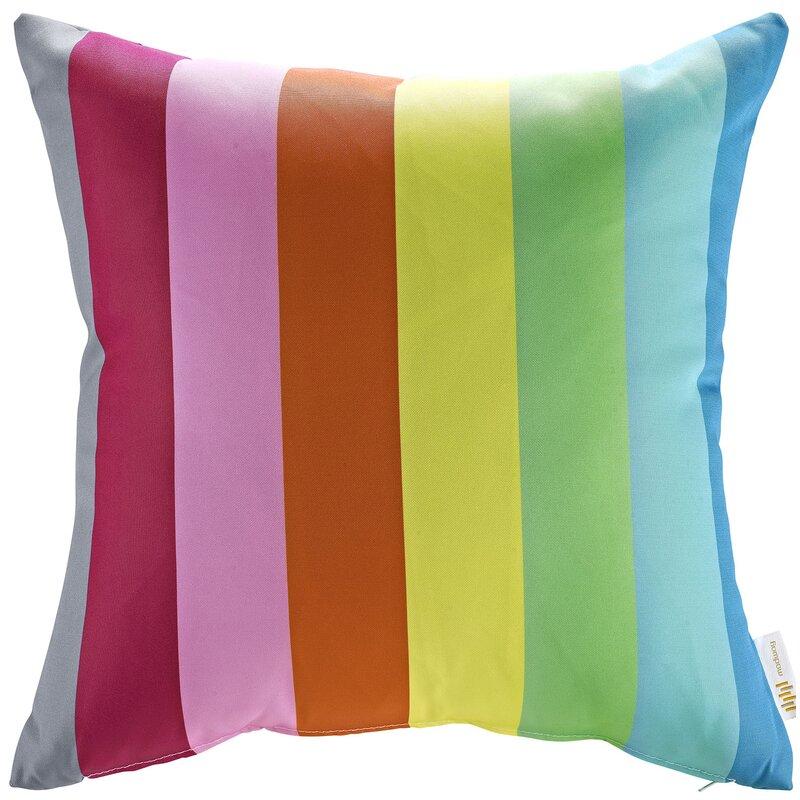 Outdoor Patio Throw Pillow