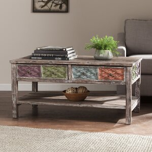 Ethel Coffee Table by Mistana