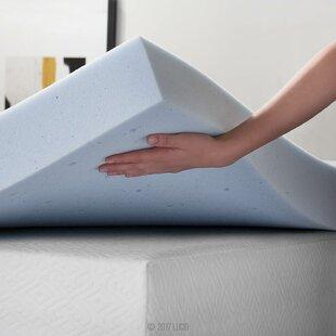 short queen mattress topper Cool Gel Queen Mattress Topper | Wayfair short queen mattress topper