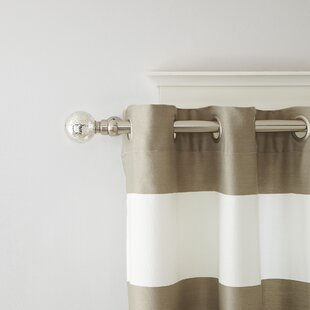 Curtain Rod Glass Finial Wayfair