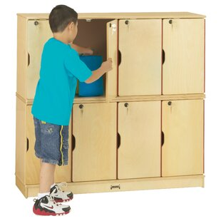 Delicieux Kids Storage Locker | Wayfair