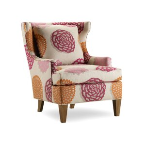 Burke Wingback Chair by Sam Moore