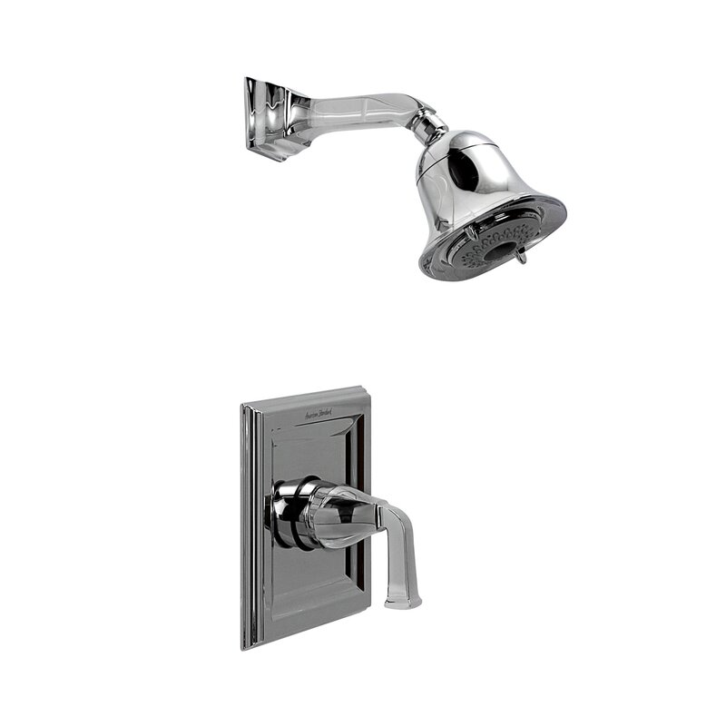 Town Square Single Handle 3 Function Shower Only Trim Kit with FloWise