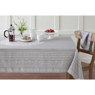 Beautiful Marseille Elegant Frame Tablecloth