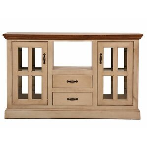 West Winds Kitchen Island with Solid Wood Plank Work Top by Eagle Furniture Manufacturing