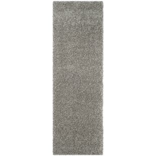 Jonathan Colorway Silver Area Rug By Wade Logan