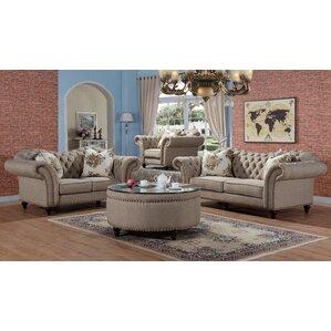 Glam Living Room Sets You\'ll Love | Wayfair