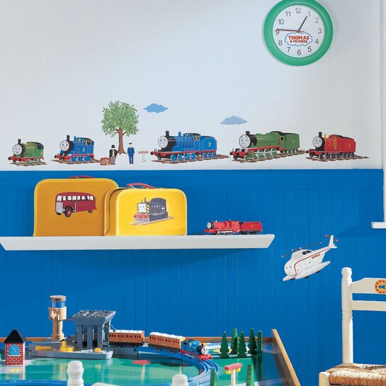 Favorite Characters 27 Piece Thomas And Friends Wall Decal Gallery