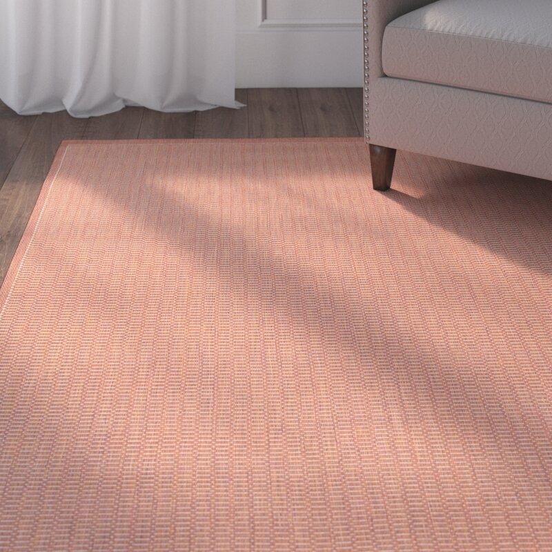 Trent Austin Design Adelmo Terracotta Indoor/Outdoor Area Rug ...