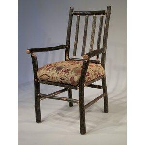 Berea Rail Back Arm Chair by Flat Rock Fu..