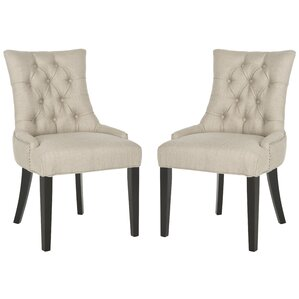 Reynesford Upholstered Dining Chair (Set ..