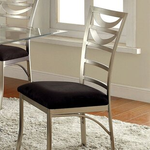 Ruffin Upholstered Dining Chair (Set Of 2) 2019 Sale