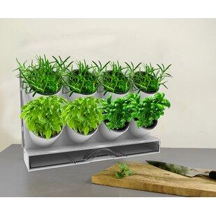 Vertical Indoor Herb Garden Vertical indoor herb garden wayfair pixel plastic vertical garden workwithnaturefo