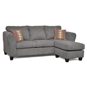 Grey Sectional Couches sectional sofas you'll love | wayfair