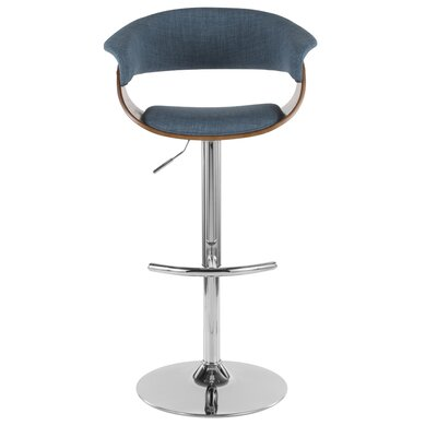 Modern Blue Bar Counter Stools Allmodern