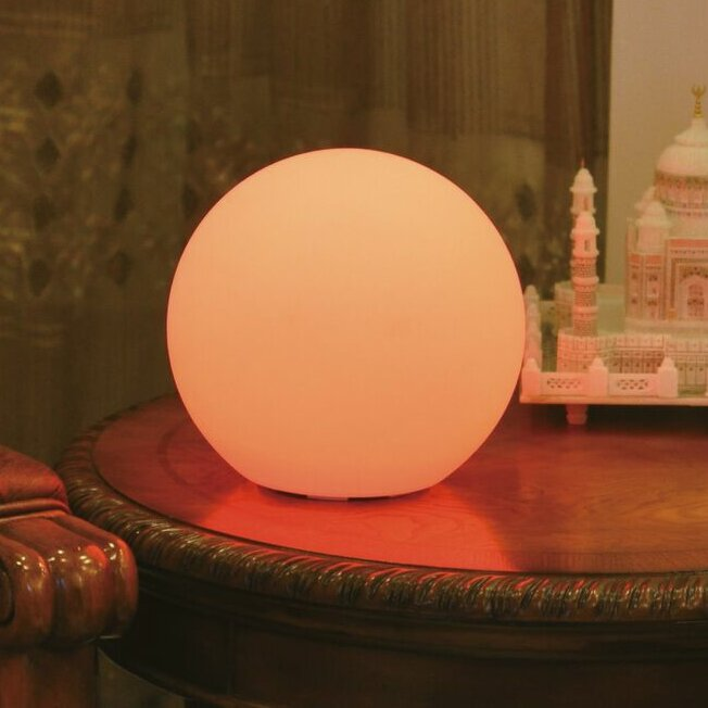 Indoor/Outdoor Full Moon Table Lamp