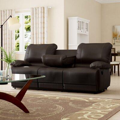 Wayfair Andover Mills Edgar Double Reclining Sofa