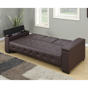 Cortez Adjustable Storage Sofa by A&J Homes Studio