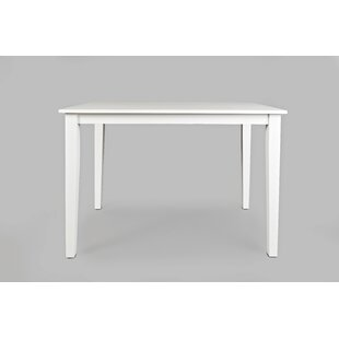 Newport Wooden Counter Height Dining Table