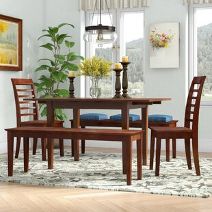 Balfor 5 Piece Extendable Dining Set Top Reviews