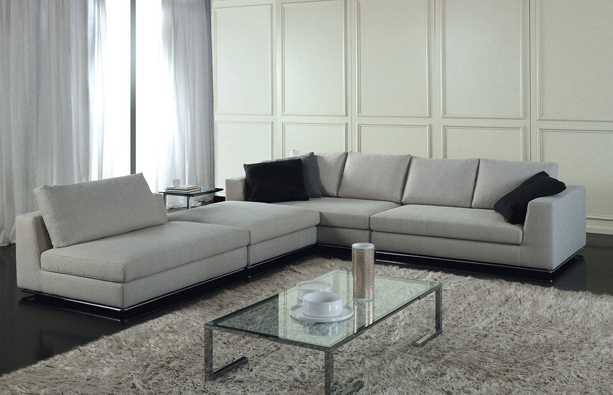 Respace Leonard Sectional Collection & Reviews | Wayfair
