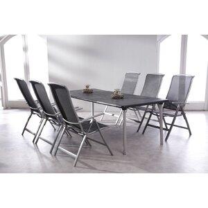 6-Sitzer Gartengarnitur Palermo von Best Freizeitmöbel