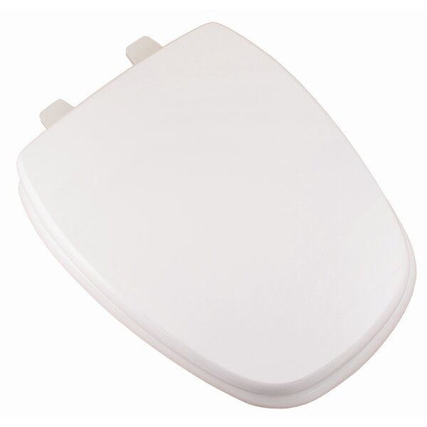 Comfort Seats Deluxe Square Front Elongated Toilet Seat