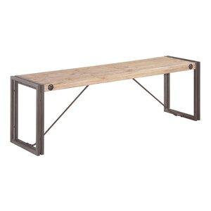 Küchenbank Burgess aus Holz von LoftDesigns