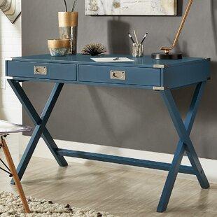 navy blue desk wayfair rh wayfair com navy blue desk blotter navy blue desk set