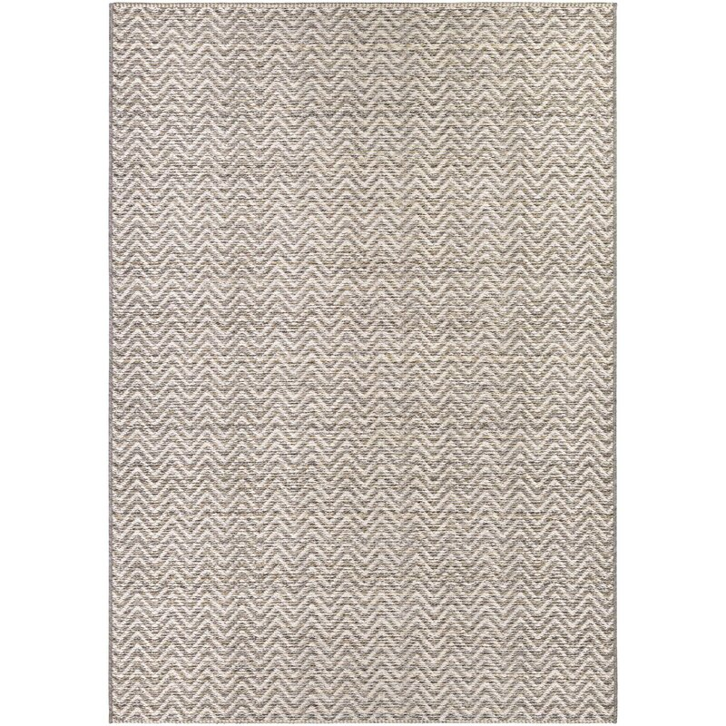 Carla Light Brown Ivory Indoor Outdoor Area Rug Amp Reviews