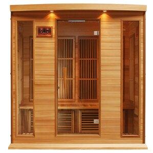 Stunning Indoor Sauna Kits Images - Amazing Design Ideas - luxsee.us