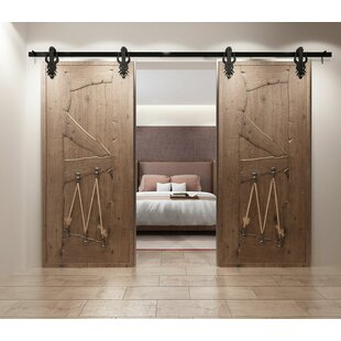 Imperial Barn Door Hardware