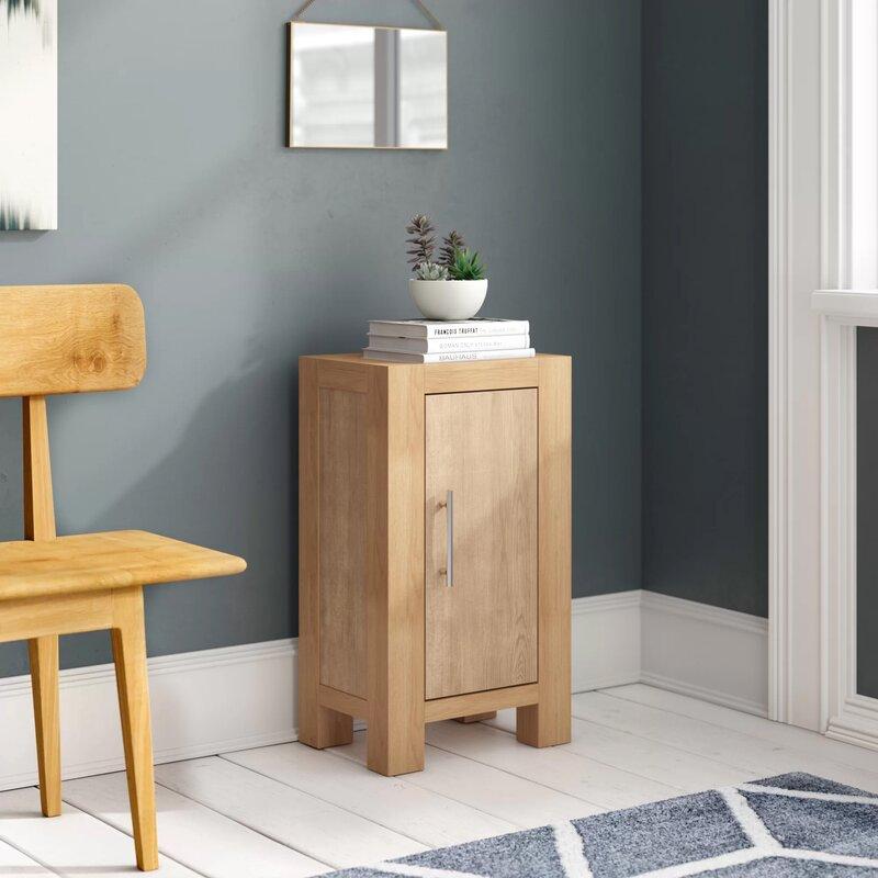Natur Pur Sydney 1 Door Small Cabinet Reviews Wayfair Co Uk