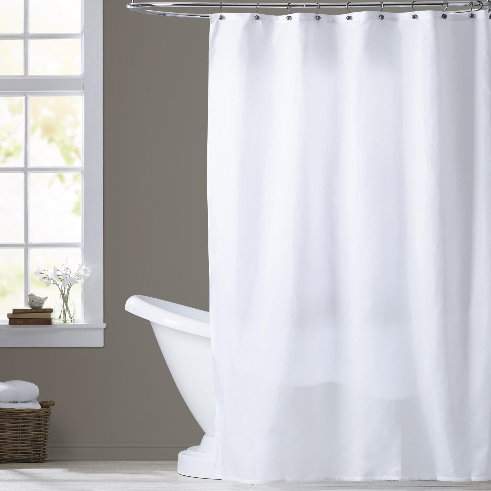 water curtain of shower no peva home clear mdesign dvl x curtains mildew resistant amazon pack chemical mold smell liner com dp odorless kitchen
