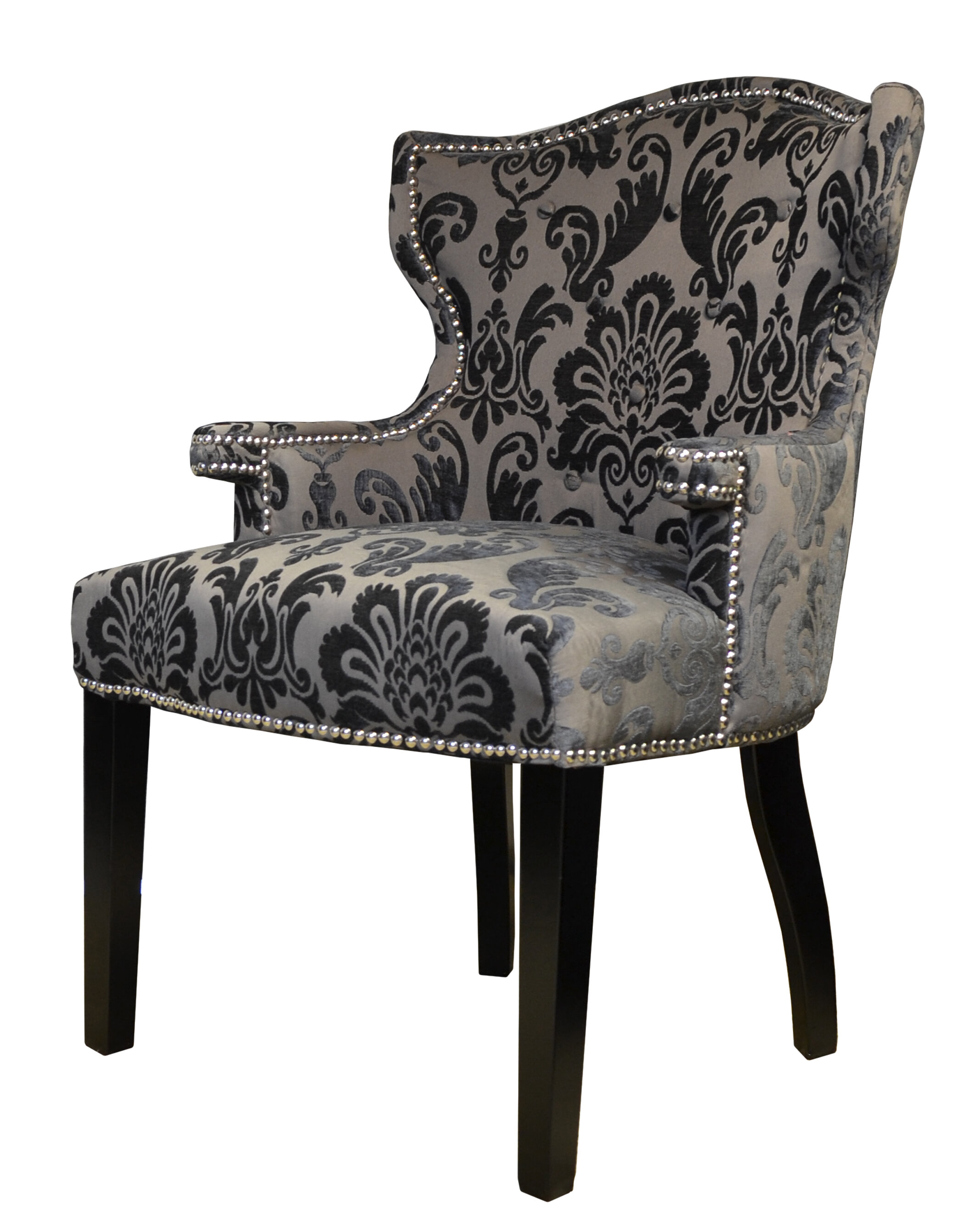 wingback chair. Wingback Chair .