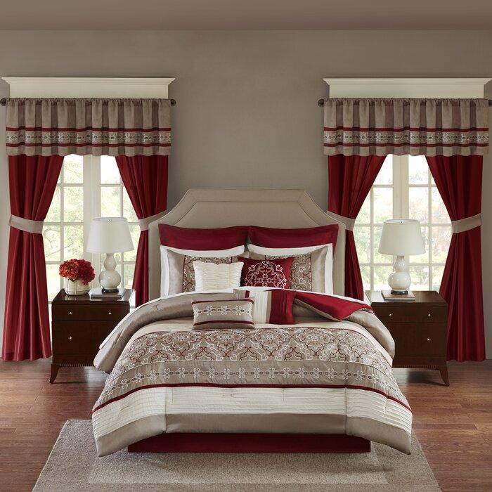 Woodford 24 Piece Comforter Set