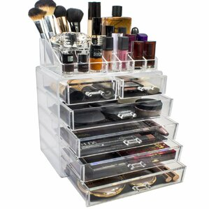 Makeup And Jewelry Cosmetic Organizer Part 85