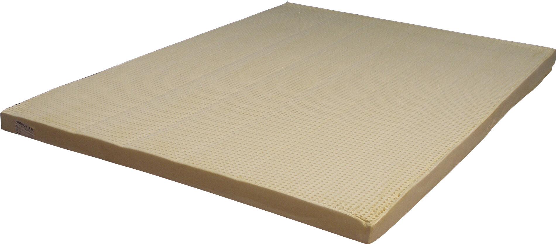 Strobel Technologies 3 Memory Foam Mattress Topper Reviews Wayfair