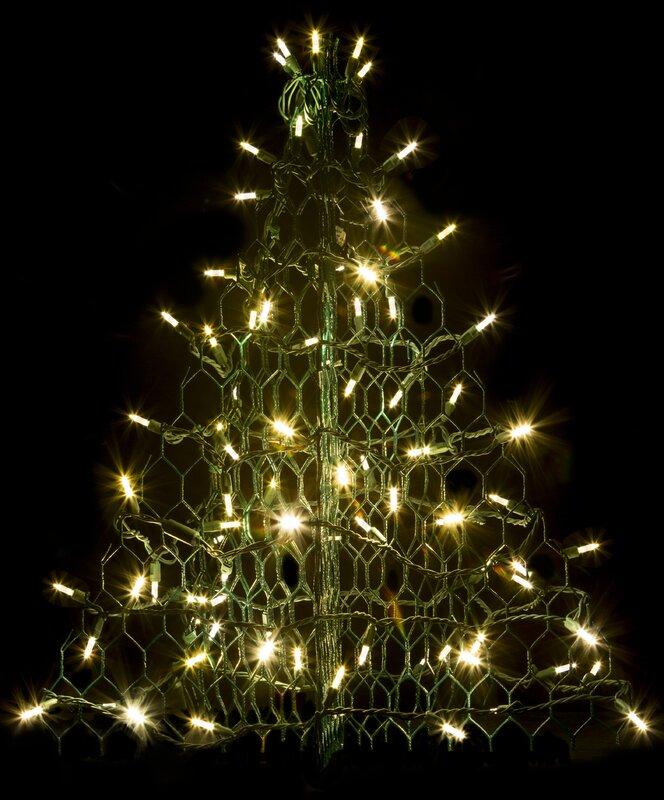 Crab Pot Christmas Trees Crab Pot Christmas Tree® With 80 LED Mini  - Led Mini Christmas Lights