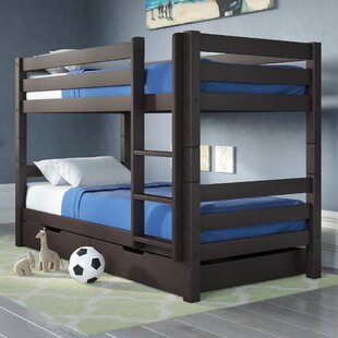 Pino European Single Bunk Bed by Vipack