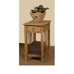 Narrow Nightstand narrow bedside table | wayfair