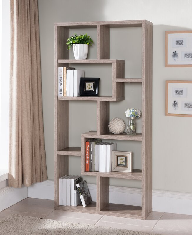 "Hokku Designs 71"" Cube Unit Bookcase & Reviews | Wayfair"